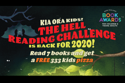The HELL Reading Challenge