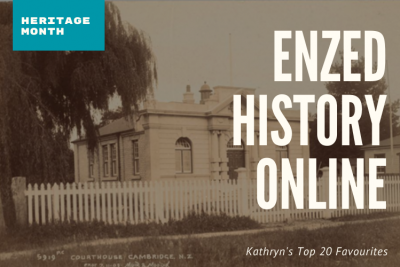 Enzed History Online