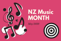 Celebrate the music from New Zealand