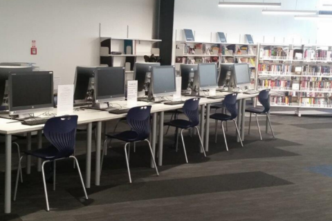 Library services return to normal